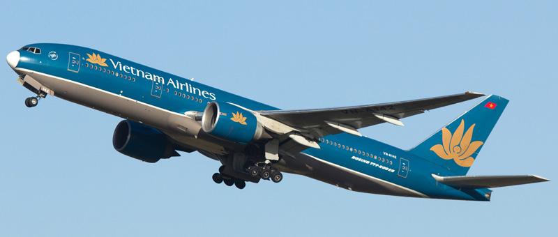 Boeing 777-200 Вьетнамские авиалинии
