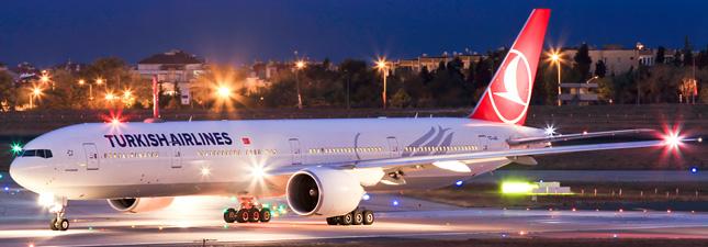 Boeing 777-300 Турецкие авиалинии