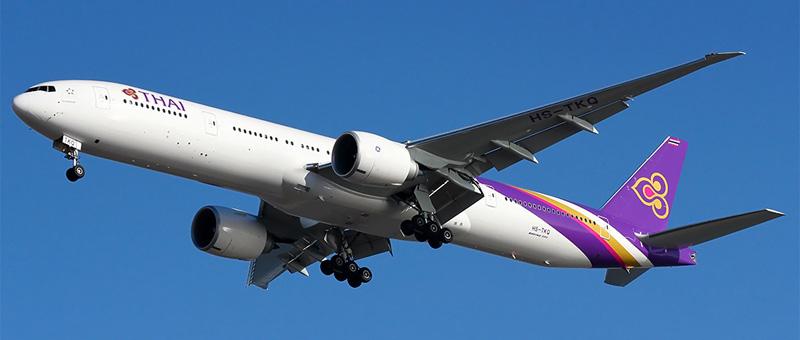 Boeing 777-300 Тайские авиалинии