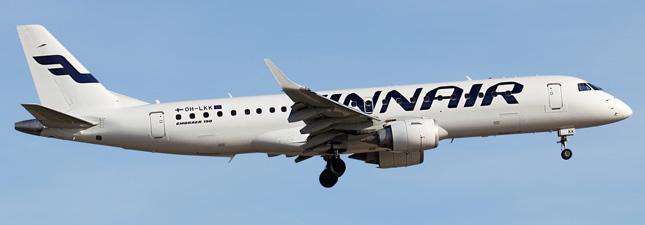 Embraer ERJ-190 Finnair