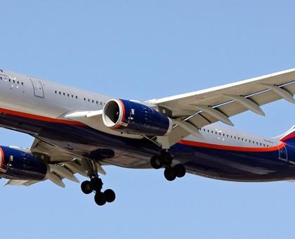 Лучшие места в самолете Airbus 330-300 Аэрофлот. Схема салона