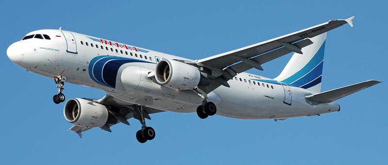 Airbus A320-214 Ямал