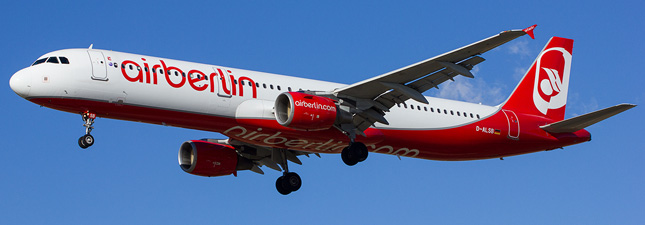Airbus A321-200 Airberlin