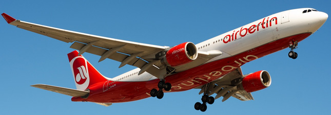 Airbus A330-200 Airberlin