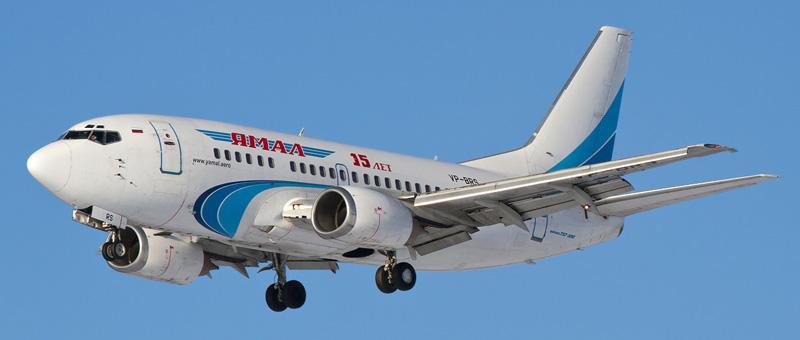 Boeing 737-528 Ямал