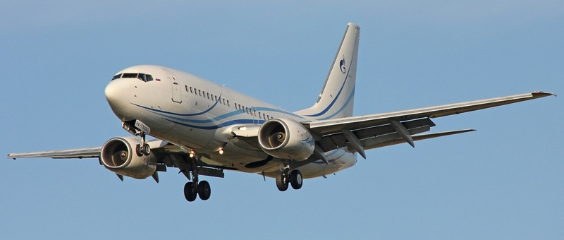 Boeing 737-76N Газпромавиа