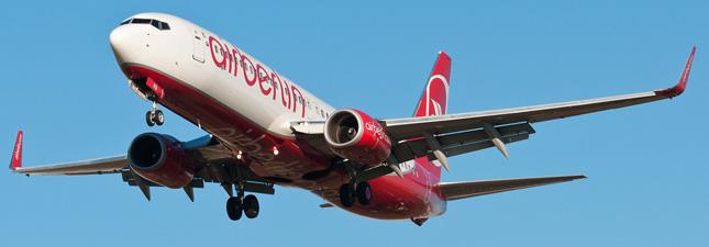 Boeing 737-800 Airberlin
