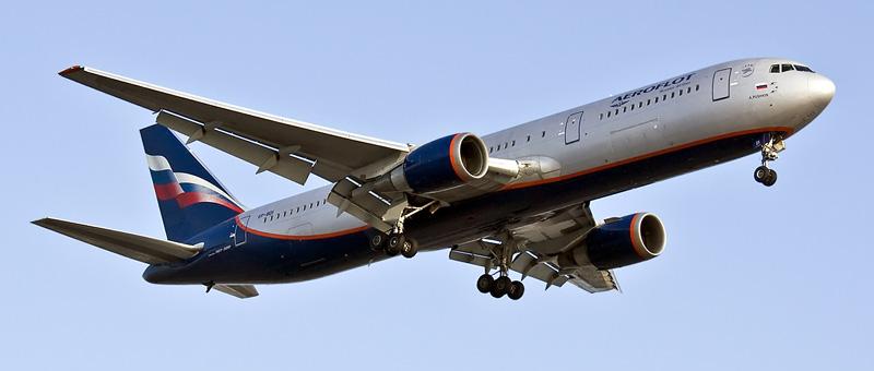 Boeing 767-300 Аэрофлот