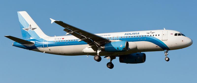 Airbus A320-232 Метроджет