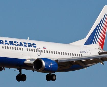 Схема салона и лучшие места в самолете Boeing 737-300 — Трансаэро