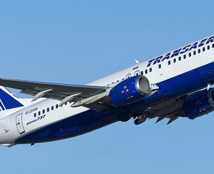 Лучшие места в самолете Boeing 737-400 — Трансаэро
