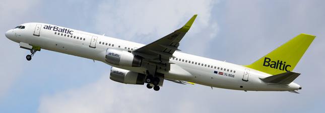 Boeing 757-200 Air Baltic
