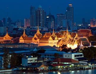 Билеты на самолет Санкт-Петербург - Бангкок