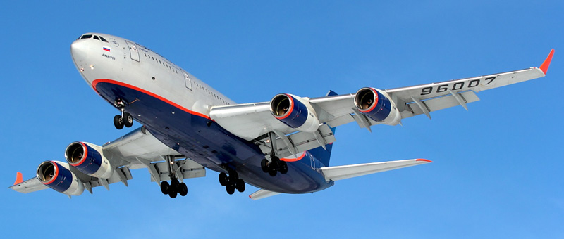 Ил 96-300 Аэрофлот. Фотографии и видео