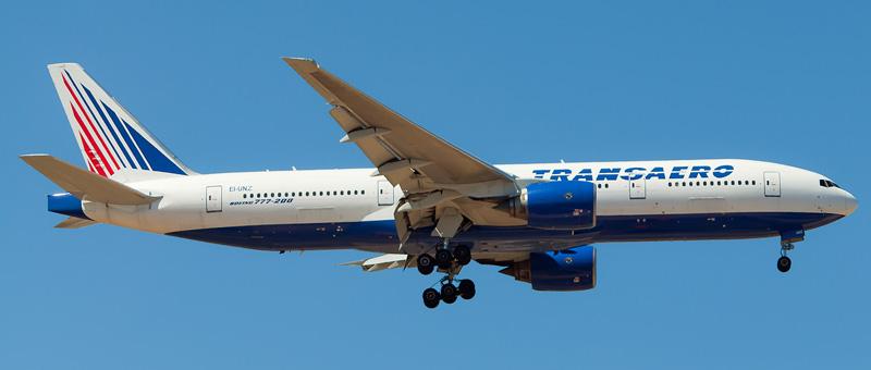 Схема салона Boeing 777-200 (4