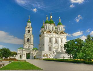 Билеты из Москвы в Астрахань