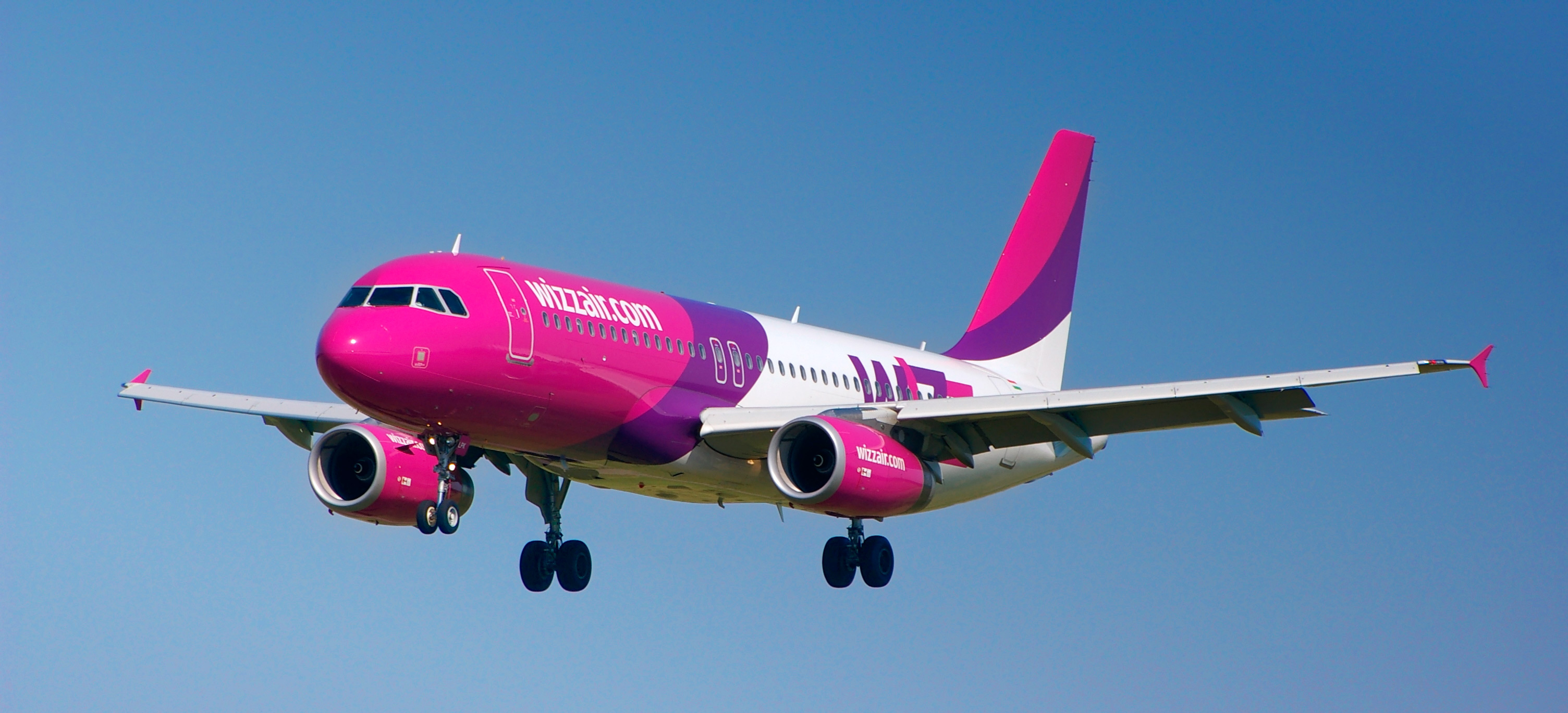 Схема салона Airbus A320 Wizz Air, Лучшие места на борту