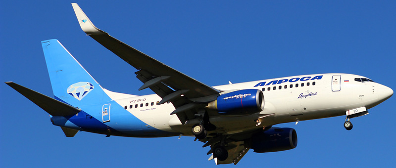 Boeing-737-700 Alrosa VQ-BEO