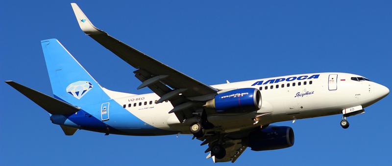 Boeing-737-700 Alrosa VQ-BEO