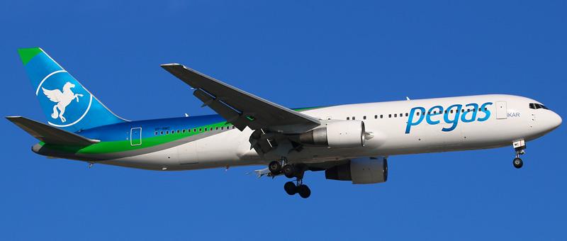 Схема салона boeing 767-300 ikar airlines