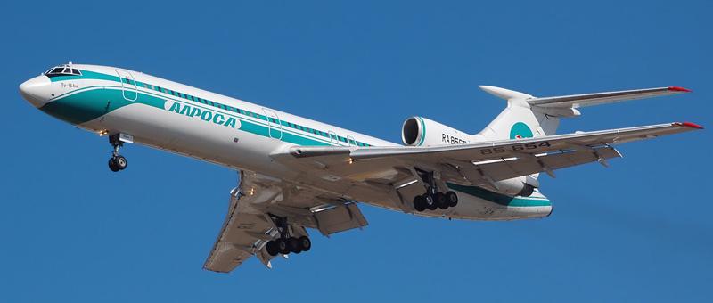 Tu-154M Alrosa