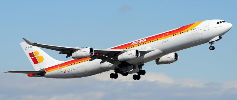 Airbus A340 313 Iberia