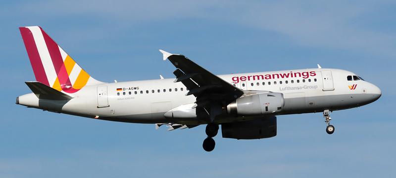 Airbus A319-132 Germanwings