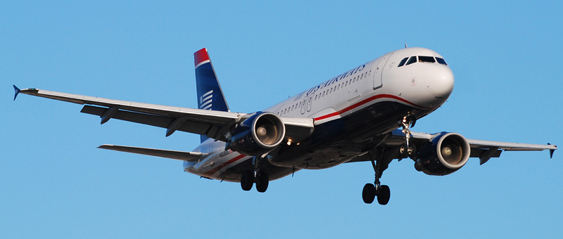 Airbus A320-200 USA Airways