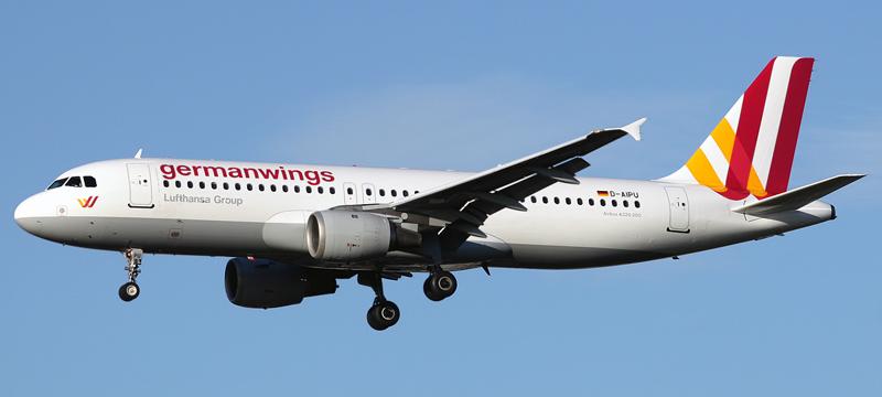Airbus A320-211 Germanwings