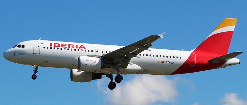 Airbus A320-200 Iberia