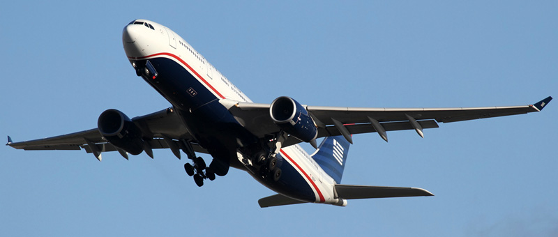 Airbus A330-200 USA Airways