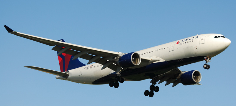 Airbus A330-200 Delta Air Lines