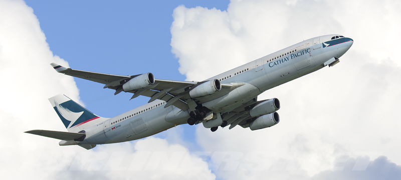 Airbus A340-300 Cathay Pacific