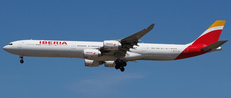 Airbus A340-600-Iberia