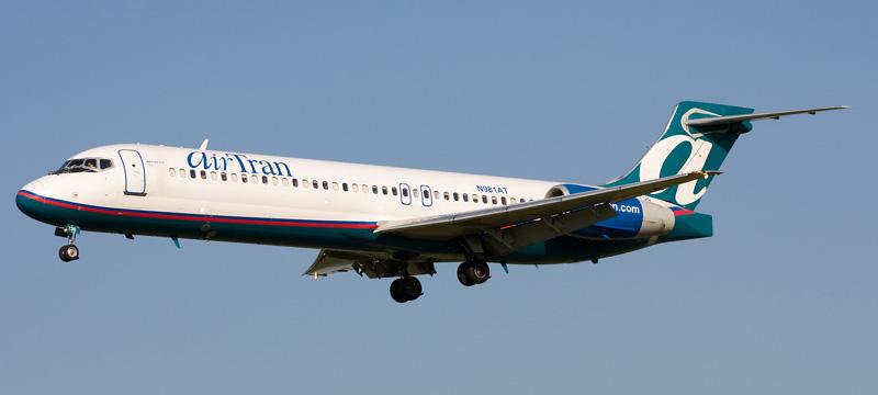 Boeing 717-200 AirTran Airways