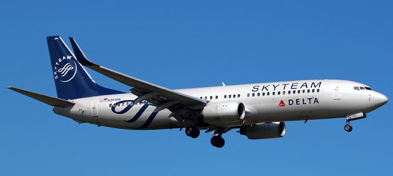 Boeing 737-800 Delta Air Lines