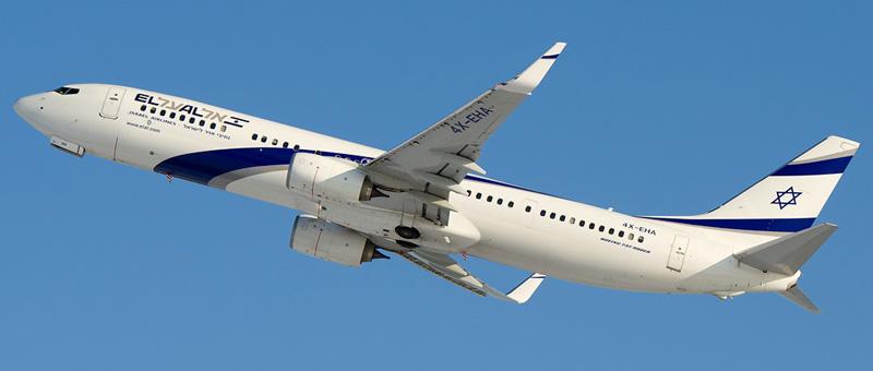 Boeing 737-900 El-Al