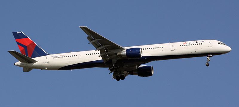 Boeing 757-300 Delta Air Lines
