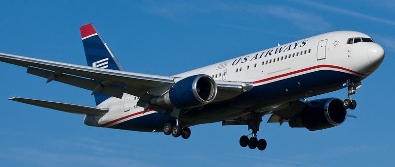 Boeing 767-200 USA Airways