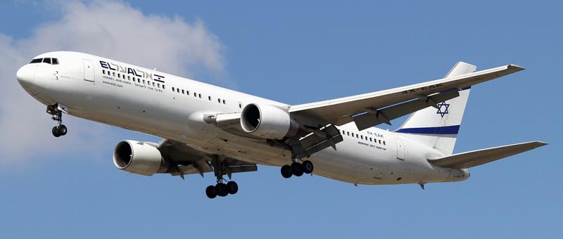Boeing 767-300 El-Al