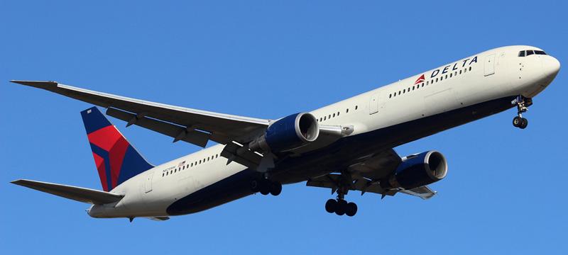 Boeing 767-400 Delta Air Lines