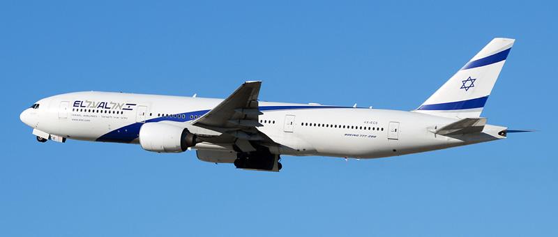 Boeing 777-200 El-Al