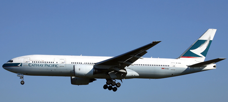 Boeing 777-200 Cathay Pacific