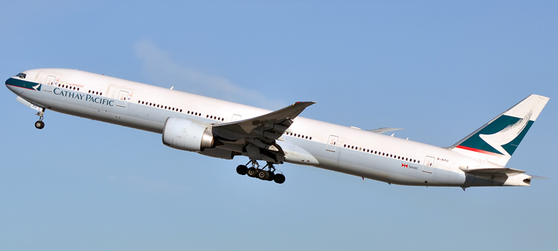 Boeing 777-300 Cathay Pacific