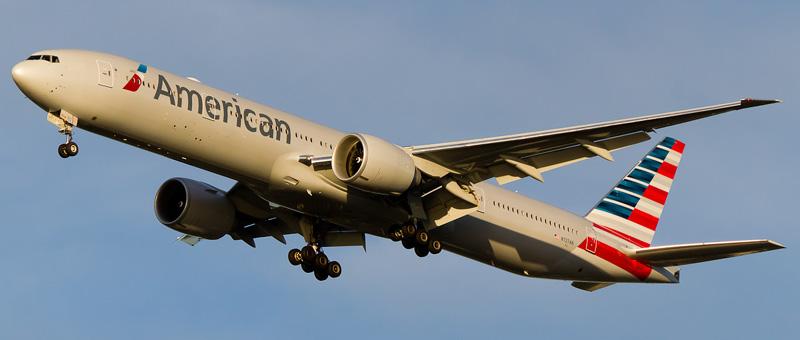 Boeing 777-300 USA Airways
