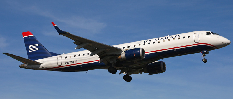Embraer ERJ-190 USA Airways