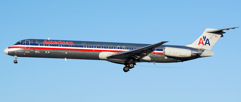 McDonnell Douglas MD-82 USA Airways