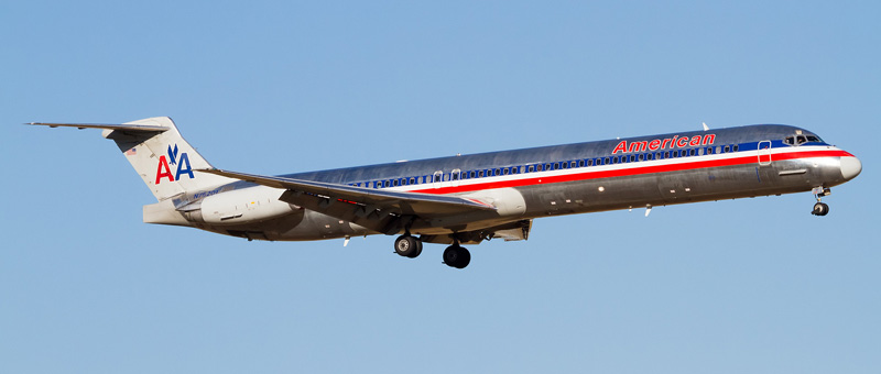 McDonnell Douglas MD-83 USA Airways