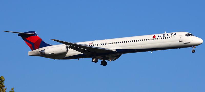 McDonnell Douglas MD-88 Delta Air Lines