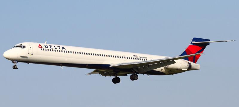 McDonnell Douglas MD-90 Delta Air Lines